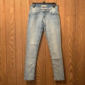 Levi's 524 Too Superlow jeans - size 27x32